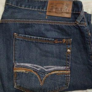 Mens Seven 7 Jeans